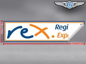 REX-REGIONAL-EXPRESS-RECTANGULAR-LOGO-DIE-CUT-STICKER-DECAL