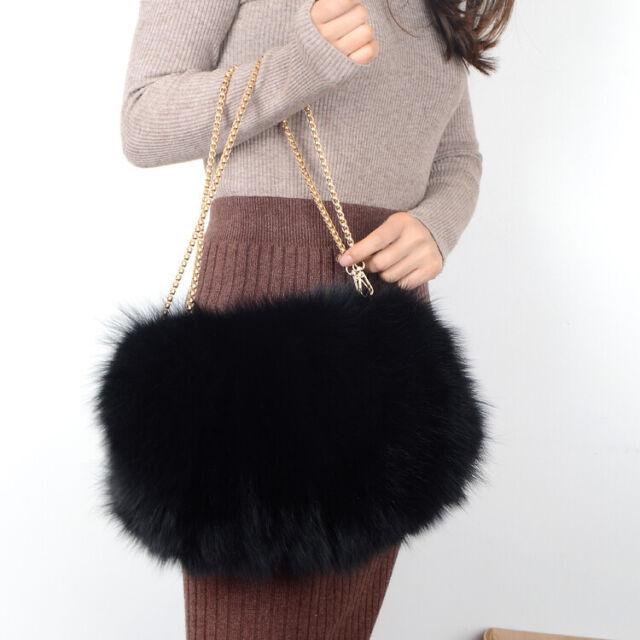 Clutch Bag Las Envelope Purse Black