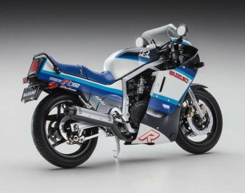 Hasegawa 1//12 Bike Series Suzuki GSX-R750 G GR71G Model kit BK7