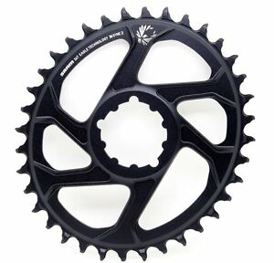 SRAM X-Sync 2 OVAL 12 Spd Direct Mount 34T Chainring 3mm Offset XX1//X01//GX Eagle