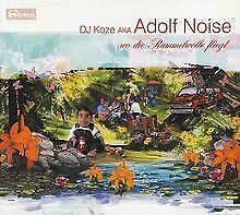 Wo die Rammelwolle Fliegt von DJ Koze Aka Adolf Noise   CD   Zustand gut