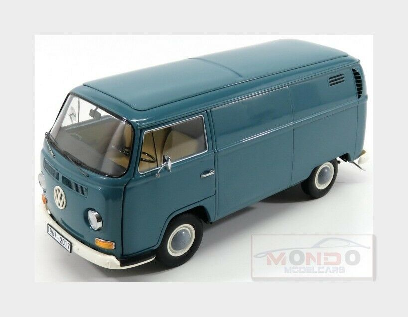 Volkswagen t2a van 1967 zum 50. ausgabe vw t2 schuco 1,18 sh0197 modell
