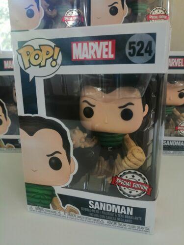 Marvel Sandman Exclusive Funko POP!