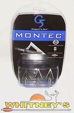 G5 Montec Pre-Season 100 Gr. Broadheads-114