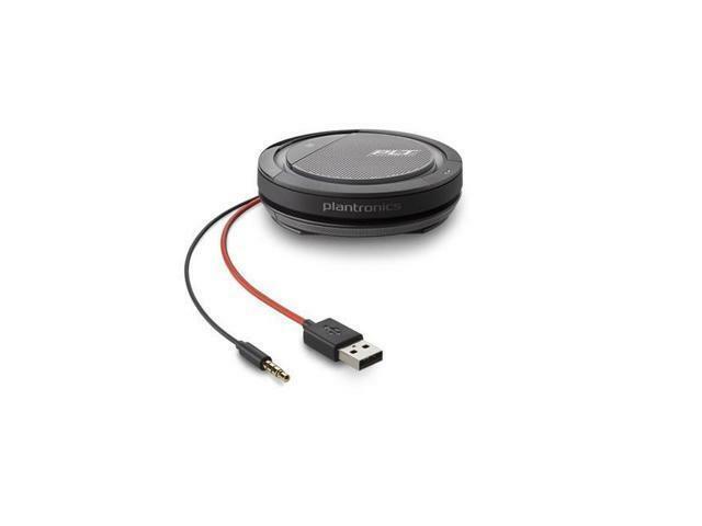 Plantronics 210902-01 3.5 mm CALISTO 5200 USB A Loudspeaker