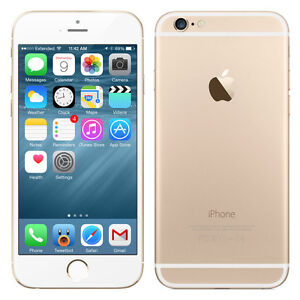 Apple iPhone 6 64GB-Gold