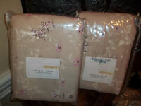 Simply Shabby Chic Dolce Floral Collection Quilted King Shams (2)