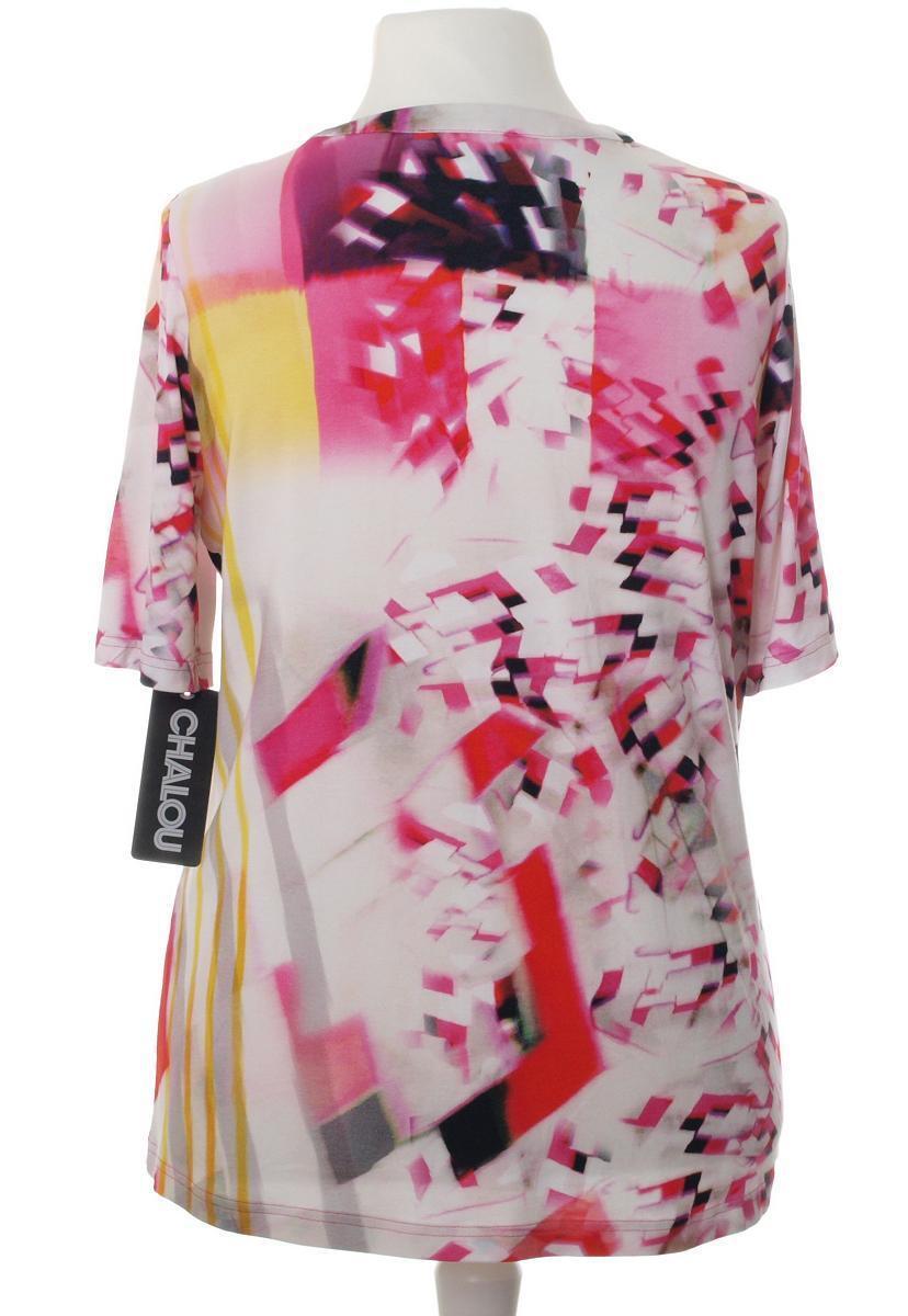 Chalou   kurzarm Sommer T-Shirt Damen Damen Damen V-Ausschnitt Schnürung Kurz große Größen | München  | Gemäßigten Kosten  41a4eb