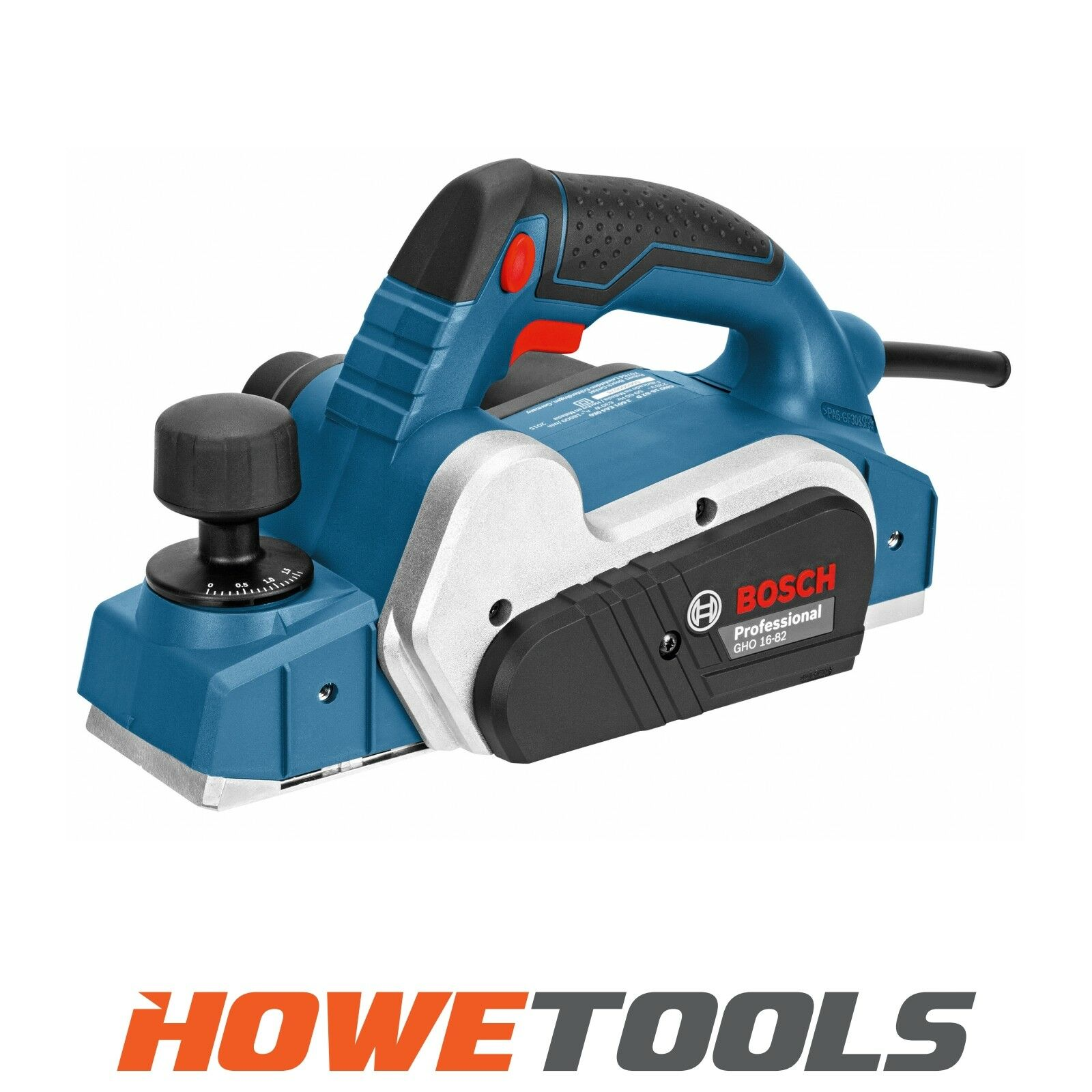 RECONDITIONED BOSCH GHO 16-82 D 110 VOLT ELECTRIC PLANER