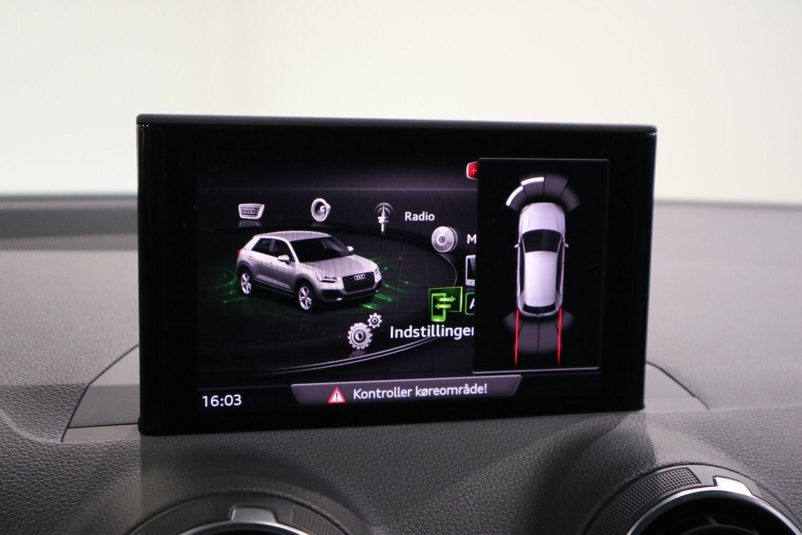 Audi Q2 35 TFSi Sport Prestige Select S-tr. - billede 10