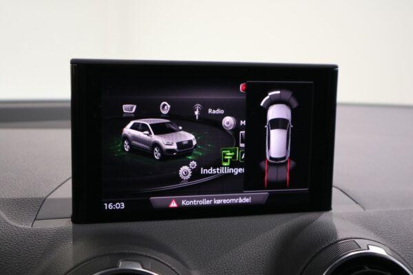 Audi Q2 35 TFSi Sport Prestige Select S-tr. billede 10
