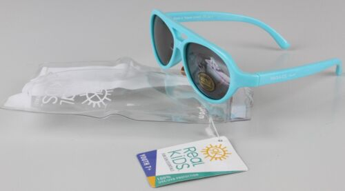 Türkis HA-11N Real Kids Sky Aviator Kindersonnenbrille Flexible Passform 7