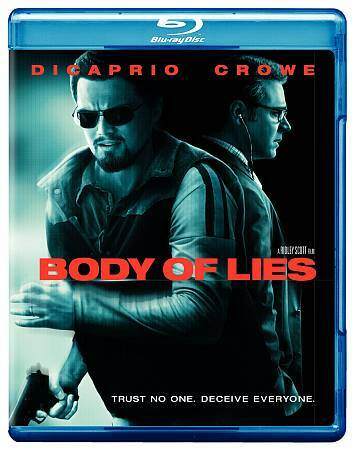 Body of Lies (Two-Disc Edition + BD Live) [Blu-ray] DVD, Simon McBurney, Oscar I