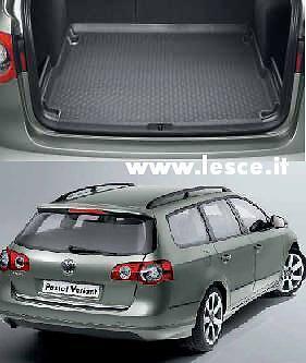 Vasca Baule Originale Volkswagen Passat SW 2005/>2009