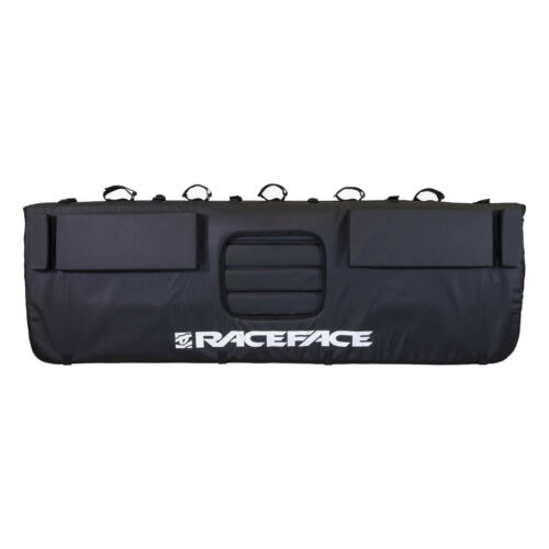 RaceFace T2 Tailgate Pad S//M Black