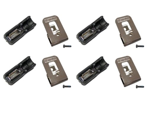 DeWALT Belt Hook /& Bit Clip Holder Combo 20v Max DCD780 DCD785 N268199 8 Pc