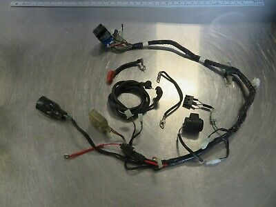 EB705 2013 13 SYM WOLF CLASSIC 150 WIRE WIRING HARNESS   eBay   Wolf Wiring Harness      eBay