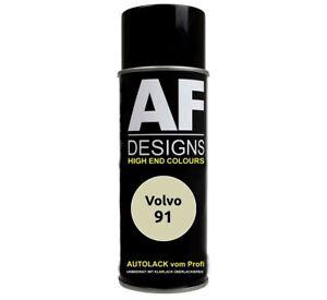 Autolack Spraydose Volvo 91 Hellgrün Basislack Sprühdose 400ml