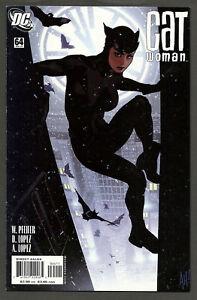 CATWOMAN #64 (2007) Adam Hughes Cover