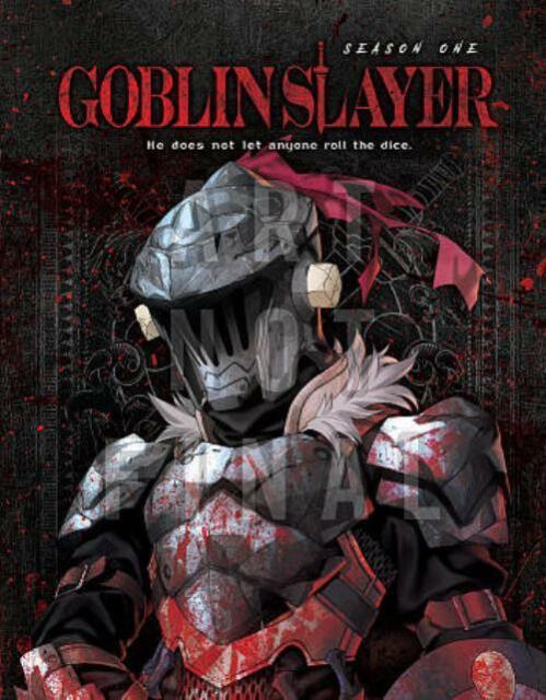 GOBLIN SLAYER: SEASON ONE USED - VERY GOOD BLU-RAY DISC   eBay