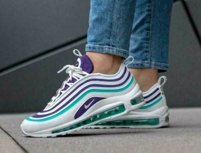 Nike W Air Max 97 Ul '17 White Grape
