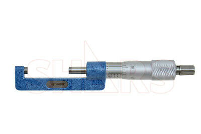 "NEW 1-2/"" .0001/"" Carbide Tipped Precision Micrometer Outside Micrometer"