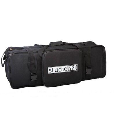 "StudioPRO Photography Carry Bag Lighting Equipment 30"" On Location Light Case"