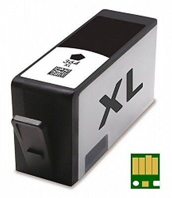 1x CHIP PATRONEN für HP-364-XL DESKJET 3070A 3520 3522 3524 OFFICEJET 4620 4622