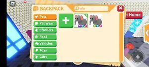 Mega Neon Fly Ride Elephant Adopt Me
