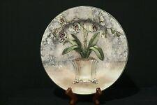 American Atelier Porcelain Plate ORCHID PHALAENOPSIS  5250 #2