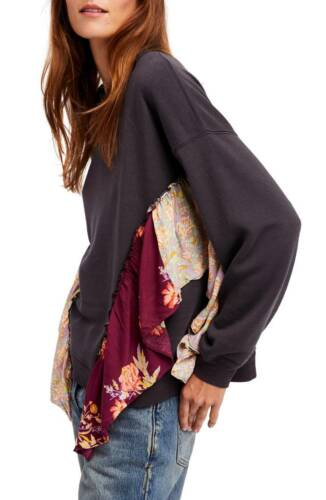 NWT Free people she/'s just cute pullover top Retail $128