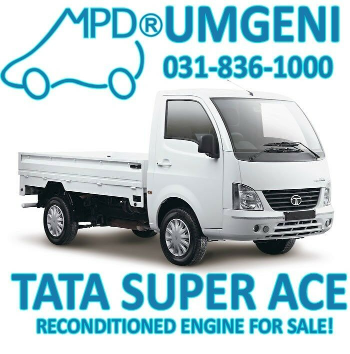 TATA Super Ace Engine! Reconditioned!   Morningside   Gumtree Classifieds  South Africa   318121566