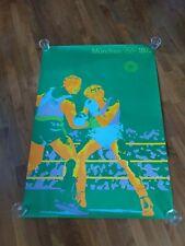 Olympiaplakat 1972 Boxen