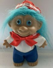 """MONKEY FACE BRIDE LAST 1/'S IN THIS COLOR NEW 4/"""" Unmarked Troll Very Rare"""