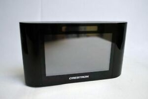 Crestron-TPMC-4-Smooth-Gloss-Black-Touchscreen