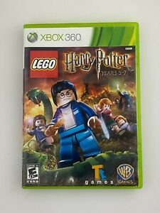 LEGO Harry Potter: Years 5-7 - Xbox 360 Game - Complete & Tested