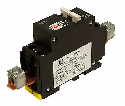   MNEPV30 Midnite Energy Din Rail Mount Combiner PV Breaker 30 Amp 150 VDC