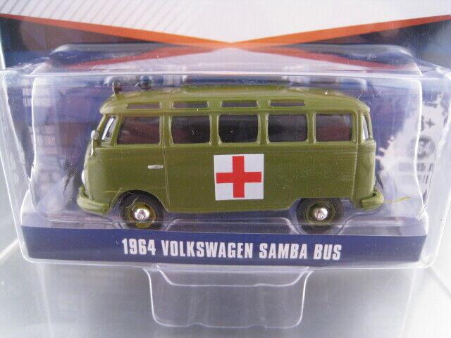 VW T2 Doppelkabine Pritsche  V-Dub  Club Serie 10 Limitiert Greenlight 1:64