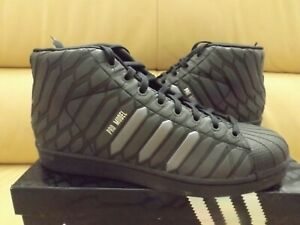 38830c7814c56 Adidas Xeno Pro Model Men s Shoes Reflective Sneakers Black Q16534 ...