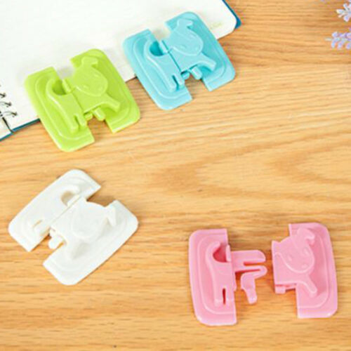 1 Pc puppy shape safety locks for refrigerators door baby safe protection HV