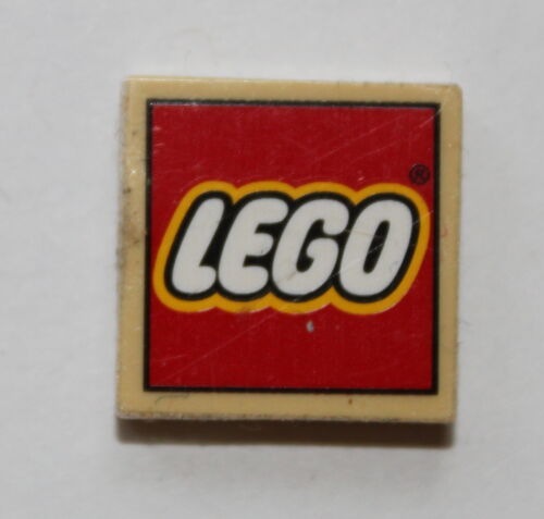 Lego 3068 Fliese bedruckt 2x2 Star Wars Hospital Space beige  große Auswahl 05