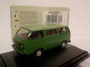 Model-Car-VW-T25-Green-1-76-New