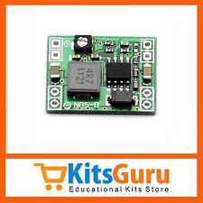 DC 7-28V to 0.8V 5V 12V 20V 3A Step Down Power Supply Module KG345