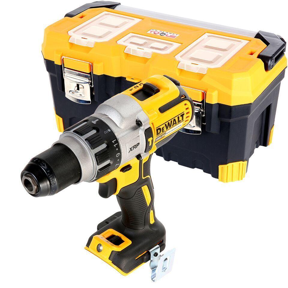 Dewalt DCD996 18V XR Brushless Combi Drill With 22 inch/56cm Tool Storage Box