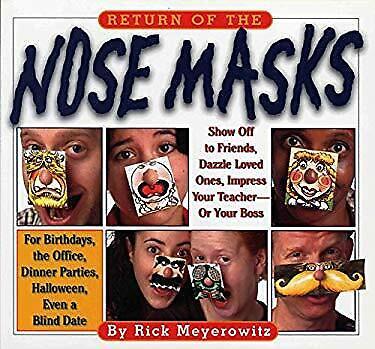 Return of the Nose Masks by Meyerowitz, Rick