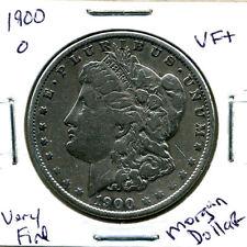 1900 O VF $1 Morgan Silver Dollar Rare Scarce America Very Fine US U.S Coin#4397