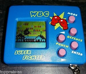 Super-Fighter-virtual-Pet-Boxer-Nostalgie-Spielzeug-Tamagotchi-Kult-90er-Apollo