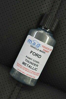 Ford Thunder Métal Neuf Stylo Retouche Bouteille Pinceau Peinture Réparation