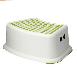 New Ikea Kids Toddler Step Stool Chair Foot Toilet