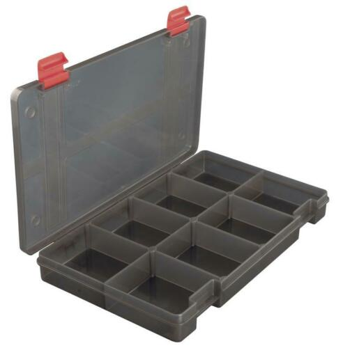 Fox Rage Stack and Store 8 Compartment Box Shallow Large Kunstköderbox Zubehör